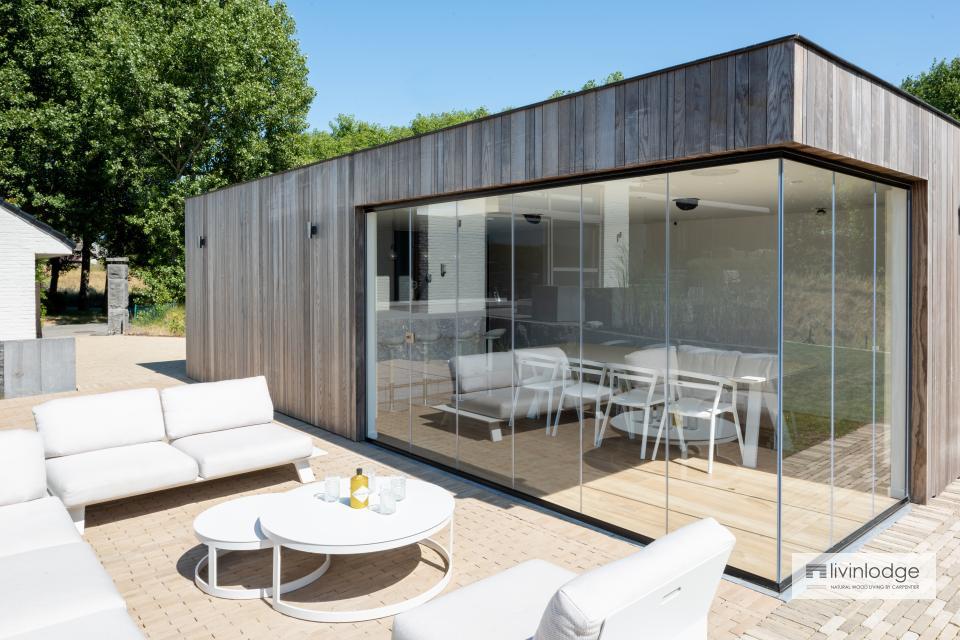 Pool house moderne à Oostduinkerke