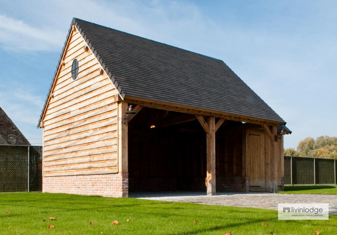 Carport en bois sur mesure Livinlodge # Carport Bois Sur Mesure